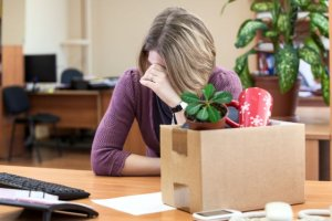 UTRATA PRACY - jak sobie radzić? Psychologiczny portret po zwolnieniu