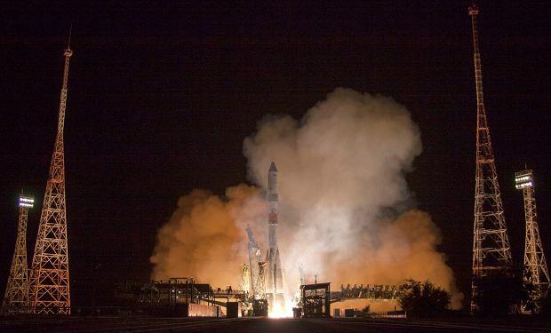 Zdjęcie numer 1 w galerii - Rosjanie dostarczyli zaopatrzenie na Międzynarodową Stację Kosmiczną w niecałe 4 godziny. Absolutny rekord
