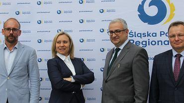 Kandydaci Śląskiej Partii Regionalnej