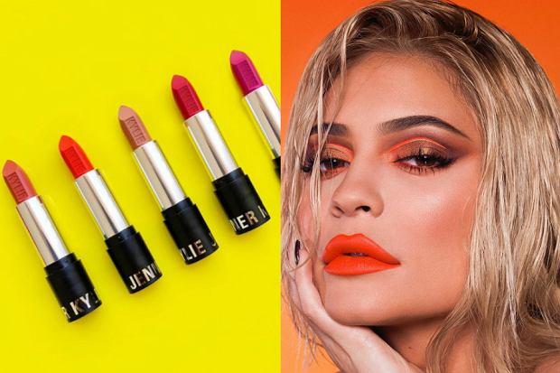 Kylie Jenner - nowa kolekcja Kylie Cosmetics