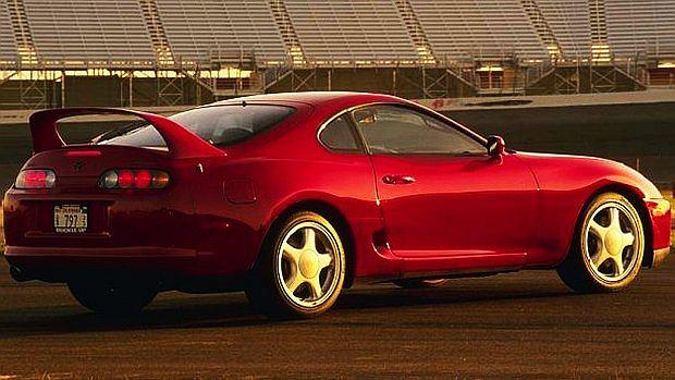 Prędkość maksymalna Supry została ograniczona do 250 km/h, a na rynku japońskim nawet  do 180 km/h