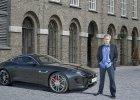 José Mourinho ma nowy samoch�d, coupe o mocy 550 KM!