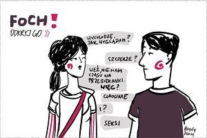 Foch.pl - przedstawiamy bardzo kobiecy punkt widzenia