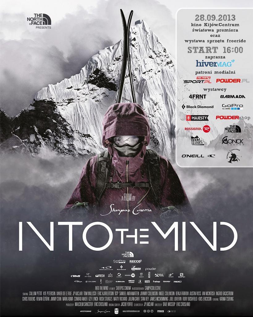 Plakat promujący Krakowską premierę filmu