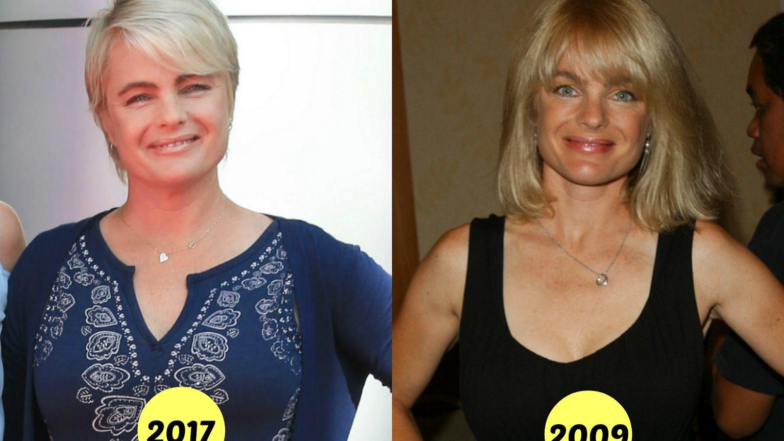 """Erika Eleniak w latach 90. grała w """"Słonecznym patrolu ..."""