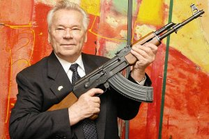 Michai� Ka�asznikow nie �yje. Tw�rca legendarnego karabinu AK-47 mia� 94 lata