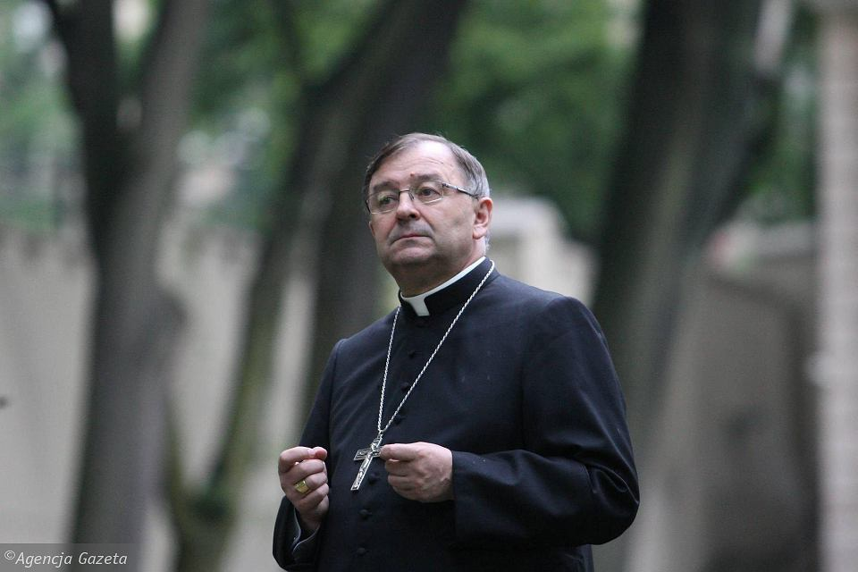 Lublin 2009. Arcybiskup Józef Życiński