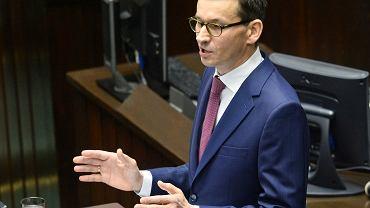Expose premiera Mateusza Morawieckiego.