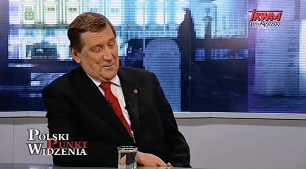Prof. Rońda w TV Trwam