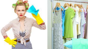 Jak przechowywać ubrania