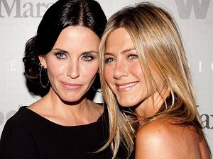 Courtney Cox, Jennifer Aniston