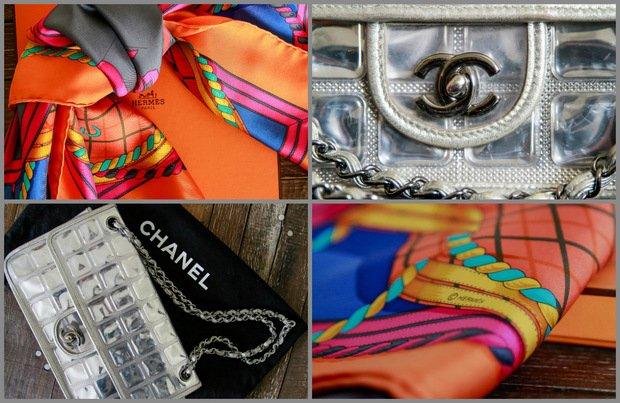 Jak kupi� orygina�y torebek Chanel i apaszek Hermes w Polsce?
