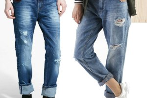 Modny fason: boyfriend jeans