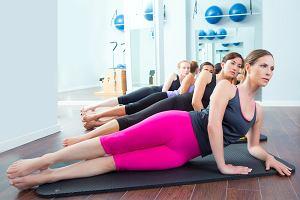 Bodybalance - ćwiczenia na brzuch w grupie
