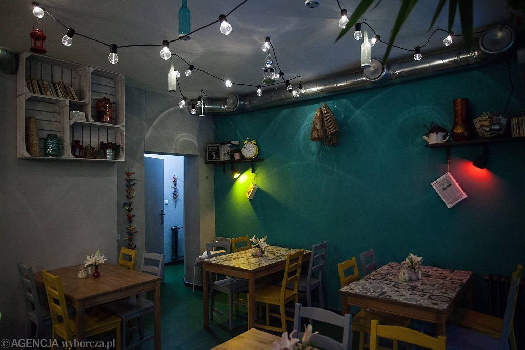 Restauracja Viet Street Food przy ul. Krolowej Aldony 5/2 / DAWID ZUCHOWICZ