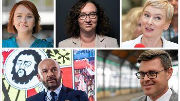 Kandydaci na prezydenta Wrocławia