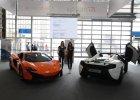Motor Show Pozna� 2015 | McLaren 650S | Debiut w Polsce