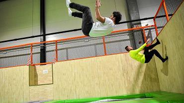 Jump Arena, nowy park trampolin w Warszawie