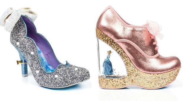 Powstały buty inspirowane historią Kopciuszka. Są naprawdę magiczne