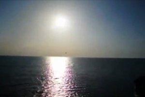 """Jak wygl�da� """"symulowany atak"""" rosyjskich Su-24 na okr�t USA na Ba�tyku? Te nagrania robi� wra�enie"""
