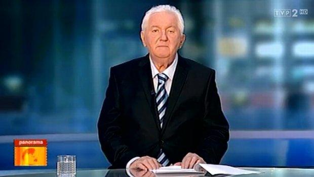 """""""Facet, kt�ry ma 70 lat, nie mo�e ci�gle tak zasuwa�"""". Andrzej Turski odchodzi z """"Panoramy"""""""