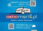 Ruszy�a nowa kampania metromsn.pl