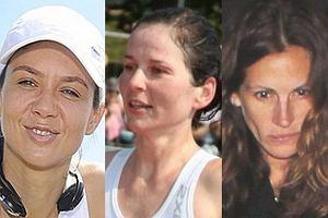 Julia Roberts, Paulina Sykut, Kinga Rusin.
