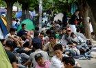 Bałkany zalane uchodźcami