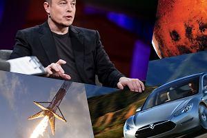 Elon Musk przyznaje: Tesla i SpaceX niemal zbankrutowały. Dawałem im 10 proc. szansy na przetrwanie