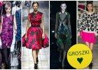 Fiolet, róż i zieleń - nie daj się szarej zimie! 3 stylizacje w modnych kolorach