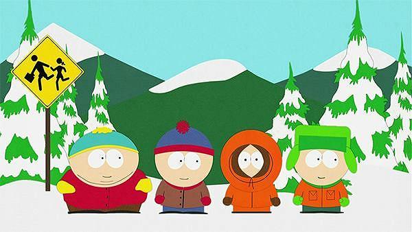 'South Park'