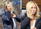 Szok! Jennifer Aniston jest platynow blondynk!
