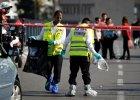 Izraelski �o�nierz i 25-latka zgin�li w atakach palesty�skich no�ownik�w. Tysi�ce policjant�w na ulicach