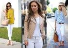 Co nosić do białych spodni - podpowiadamy