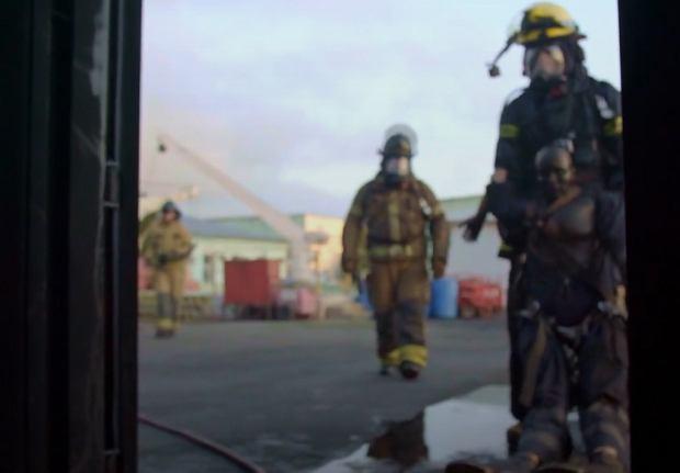 Kadr z programu 'Iron Majdan'
