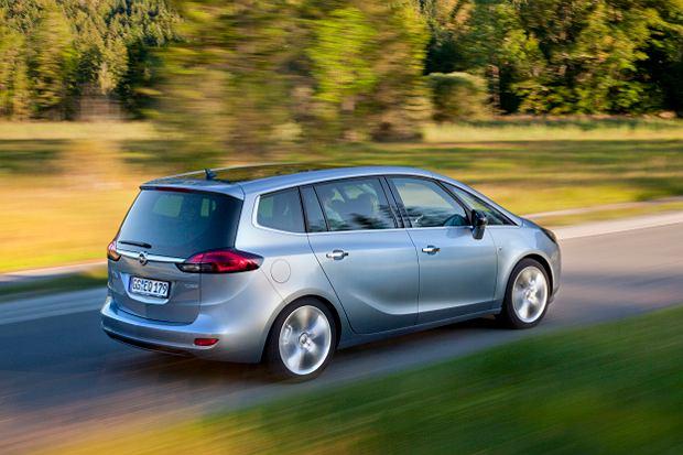 Opel Zafira Tourer 1.6 SIDI Turbo | Wi�cej mocy