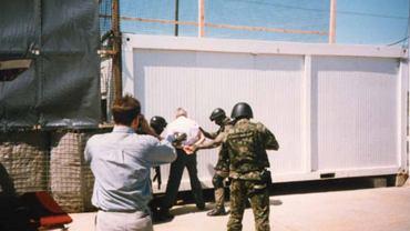 Aresztowanie Rzeźnika z Vukovaru, zdjęcia operacyjne GROM