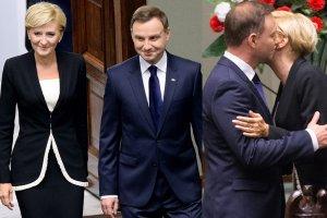 """Agata i Andrzej Dudowie zamieszkali w Pa�acu Prezydenckim. Jak urz�dza go Pierwsza Dama? """"Zale�a�o jej, by czu� si� jak w domu"""""""