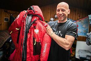 �odzianin Pawe� Michalski wyrusza na K2, najtrudniejsz� g�r� �wiata