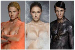 """W """"Top Model"""" kolejna naga sesja. Zobaczcie, jak uczestnicy wypadli w obiektywie Marcina Tyszki i kto jedzie na fashion week [ZDJ�CIA]"""