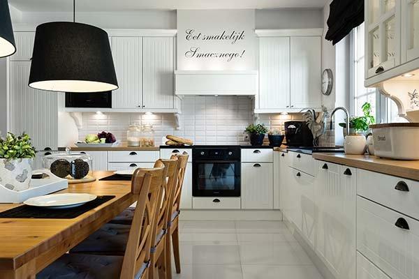 Kuchnia w stylu skandynawskim - jak ją urządzić?