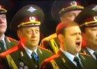 Chór rosyjskich policjantów