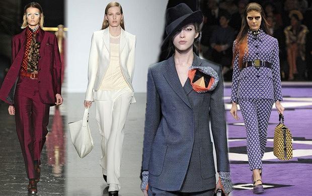 Trend na jesie�: damski garnitur wraca do �ask!