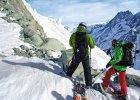 Mój pierwszy raz: heliskiing na szczytach Alp
