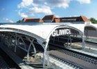 Hiszpanie przebuduj� dworzec kolejowy w Gliwicach?
