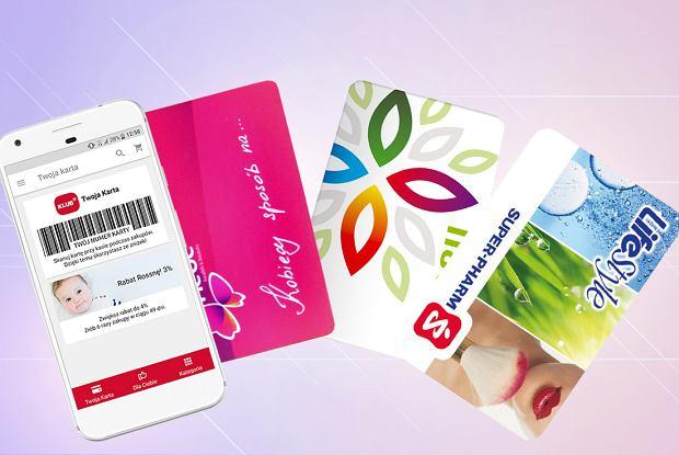 Karty lojalnościowe drogerii