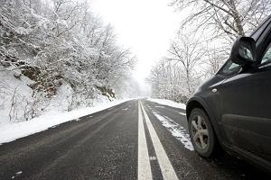 Firmowe auto gotowe do zimy