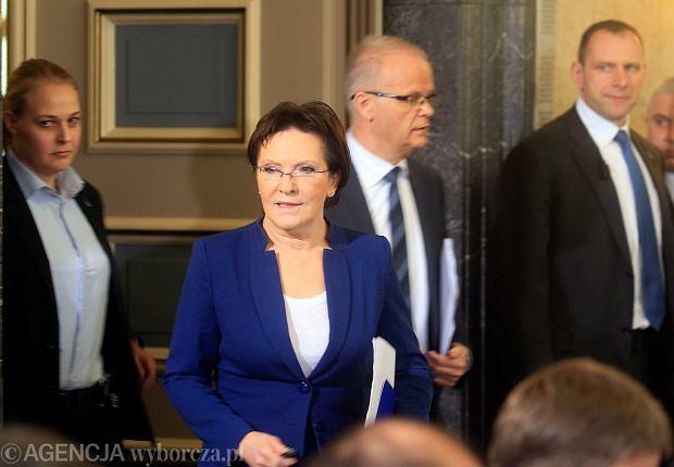 Rozmowy premier Kopacz z g�rniczymi zwi�zkami zako�czy�y si� fiaskiem. Brak porozumienia