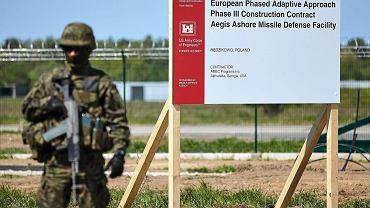 Redzikowo k. Słupska, baza wojskowa