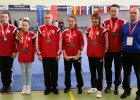 Sporty walki. P�occzanie b�yszcz� w kadrze Polski, zdobyli 20 medali